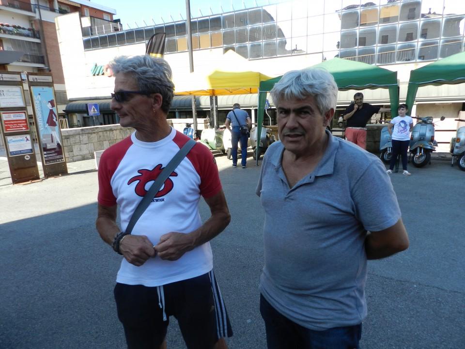 Vespa Club Fondi, rientrati gli equipaggi del 20° Cimento