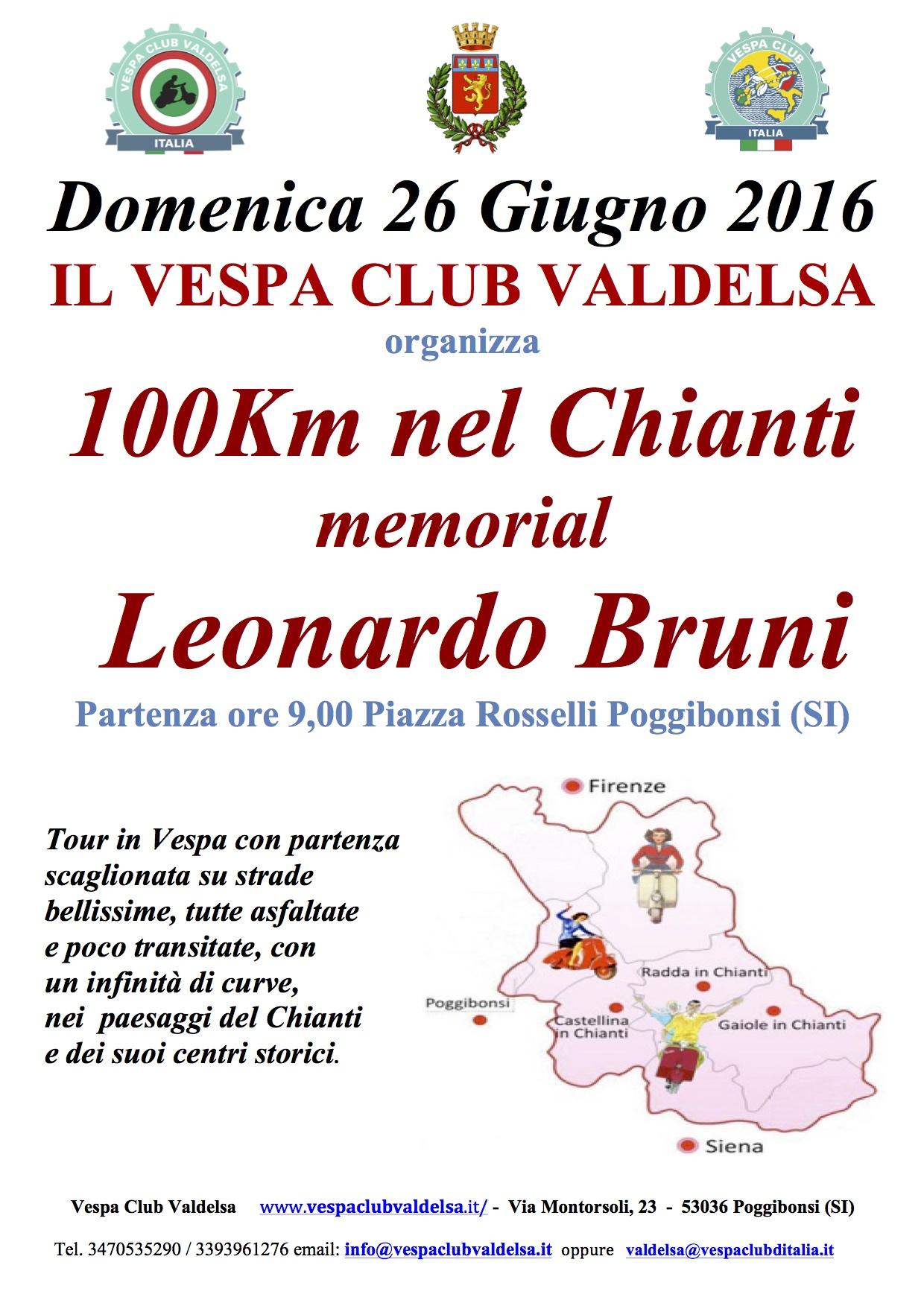Locandina 100 km 2016